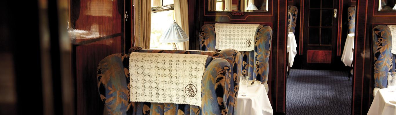 Belmond British Pullman - Viajes de lujo en tren en el Reino Unido