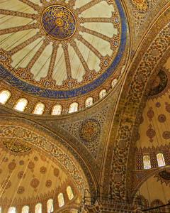 Voyage en train à Istanbul